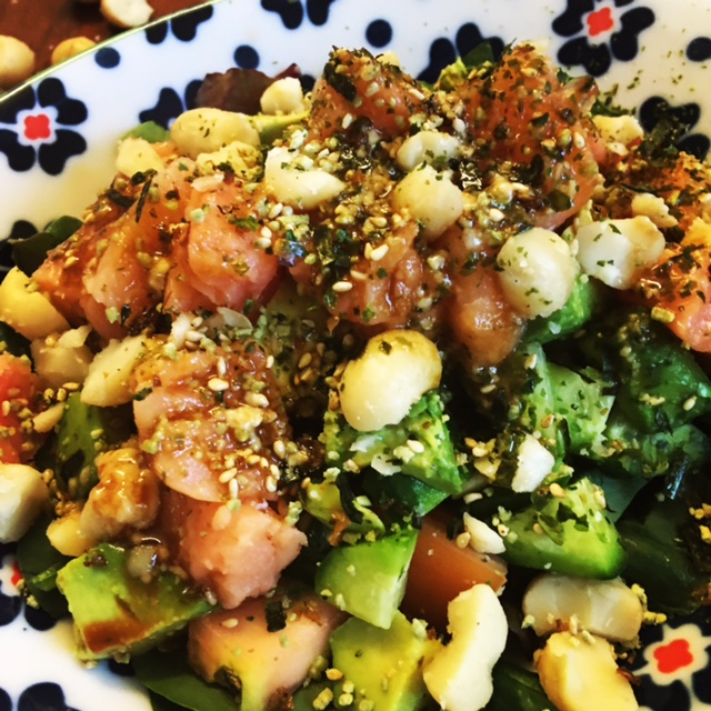 Super yummy poke